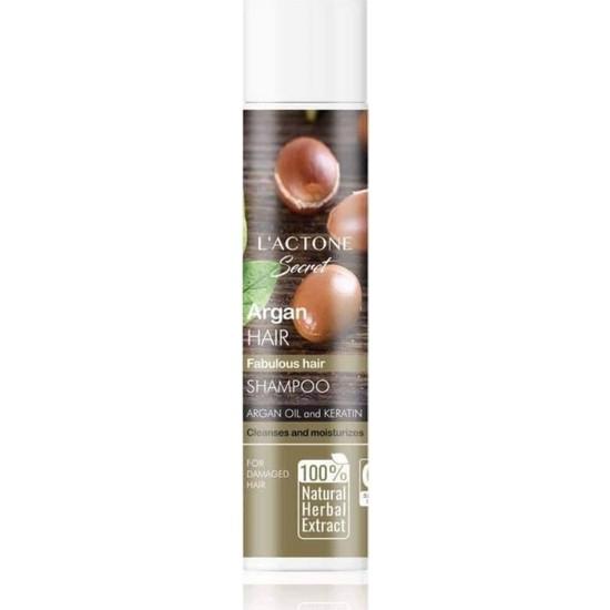 Lactone Argan Şampuan 300 ml
