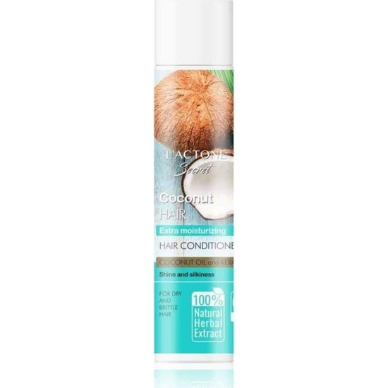 Lactone Coconut Saç Kremi 300 ml