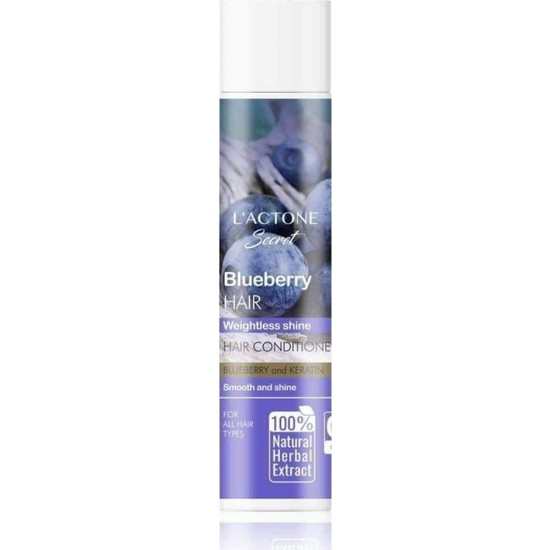 Lactone Blueberry Saç Kremi 300 ml