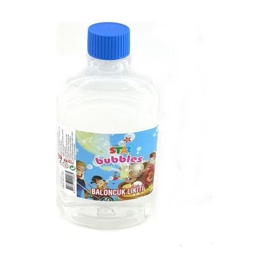 Star Bubbles Köpük Baloncuk Suyu 0,5 lt