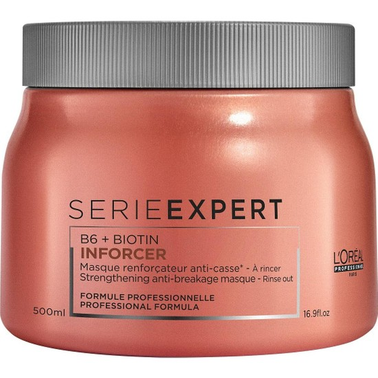 L'Oréal Professionnel Serie Expert B6 Biotin İnforcer Maske 500 Ml