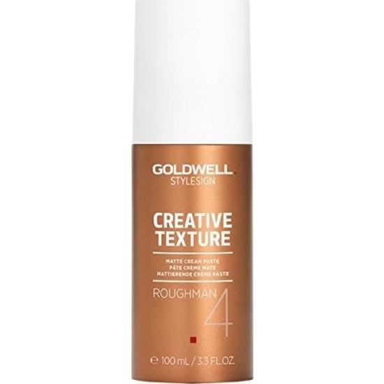 Goldwell Stylesign Creative Texture Roughman - Mat Wax 100 ml