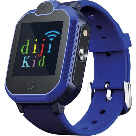 Dijikid 4G Akıllı Saat - Mavi