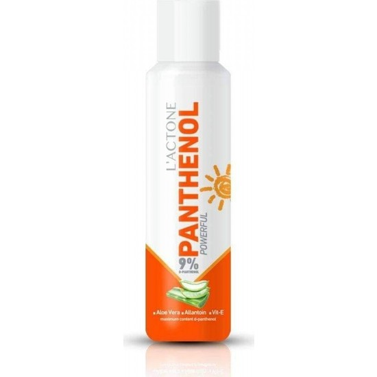 L'actone Aloe Vera Güçlü Panthenol E Vitaminli Güneş Losyonu 150ML