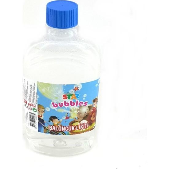 Star Bubbles Köpük Baloncuk Suyu 0,5 lt 2'li