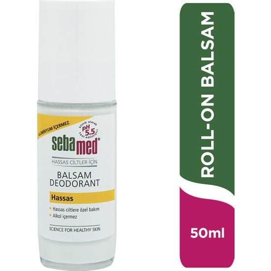 Sebamed Deo Blassom Roll-On 50 Ml