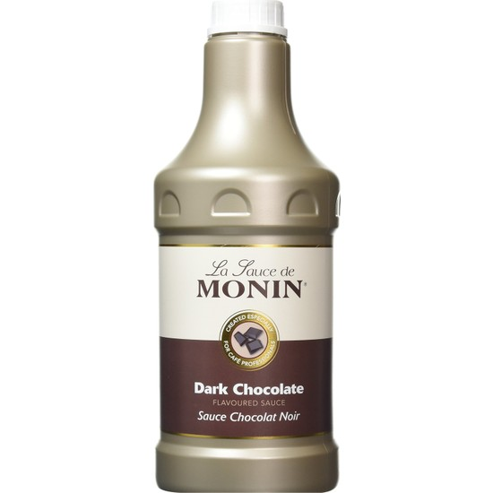 Monin Dark Chocolate Noır Bitter Çikolata Sos 1.89 lt