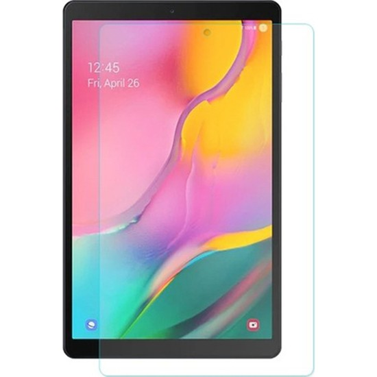"""Bst Samsung Galaxy Tab A 10.1"""" 2019 T510 Tempered Cam Ekran Koruyucu Şeffaf"""