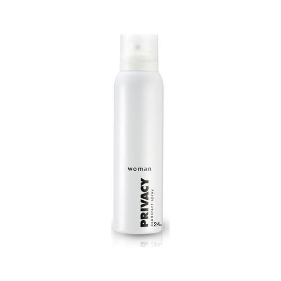 Privacy Woman Deodorant Spray 24H