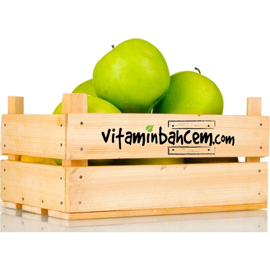 Vitamin Bahçem Yeşil Elma 5 kg