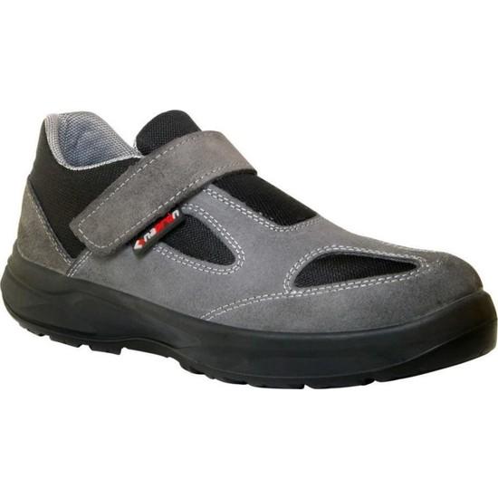 Napron S1 Çelik Burunlu Süet Iş Ayakkabısı No: 42