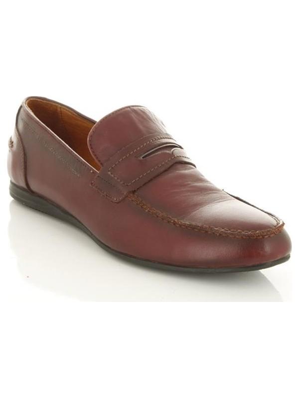 Tetri 1810 Bordo Erkek Günlük Ayakkabı
