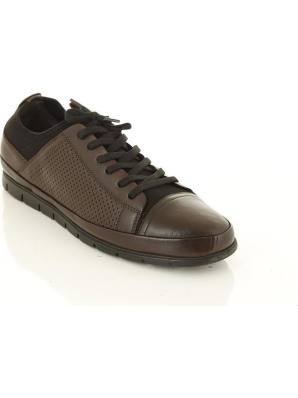 Moda 1200 M Kahve - Erkek - Günlük Ayakkabı