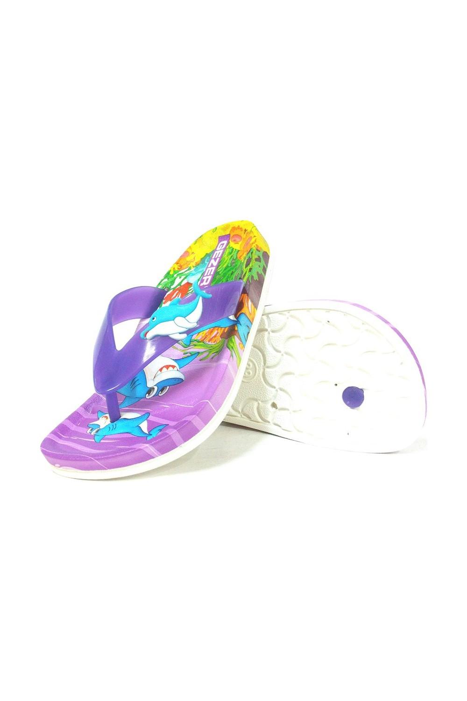Gezer Kid's Thong Slipper 7930