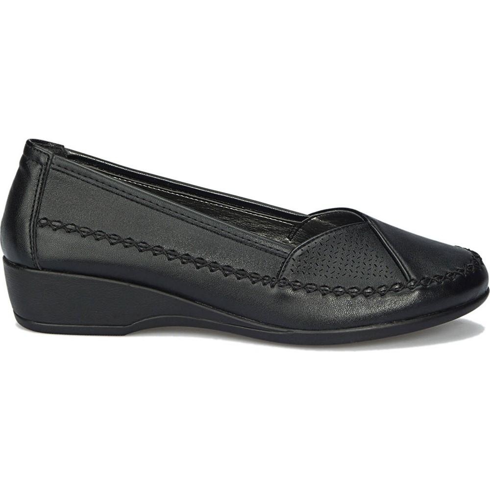 Polaris 71.157280.Z Siyah Kadın Ayakkabı