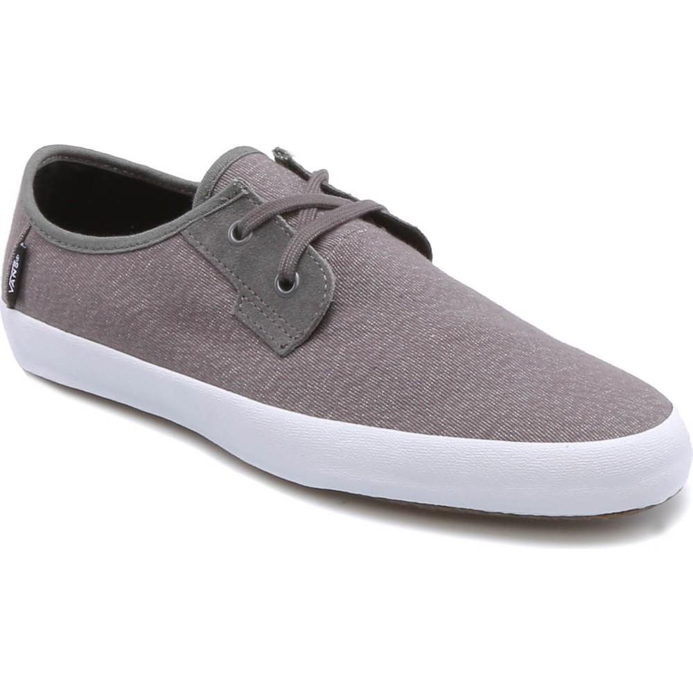 Vans Michoacan Gri Erkek Sneaker Ayakkabı