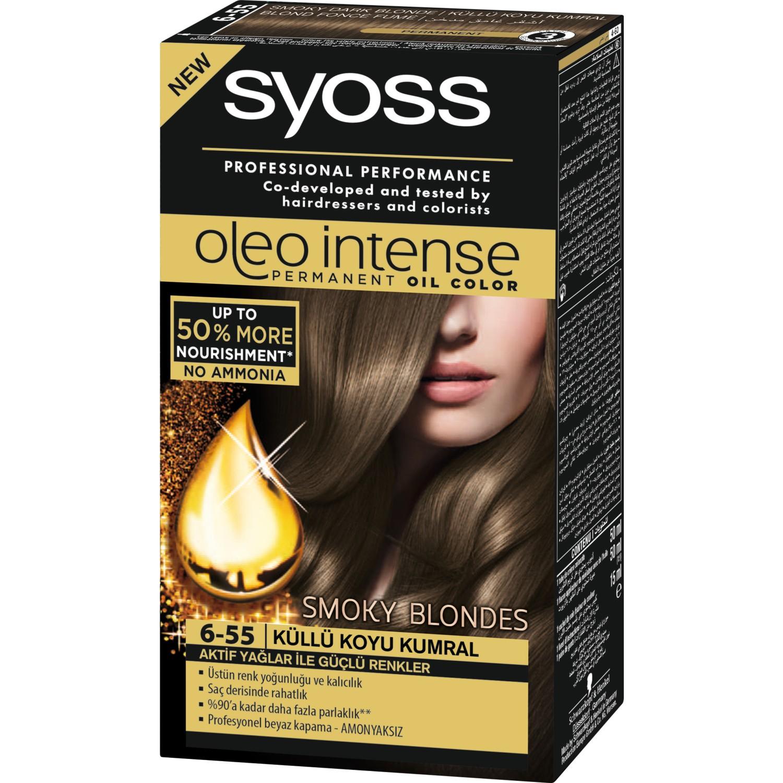 Пепельная краска для волос на темные волосы