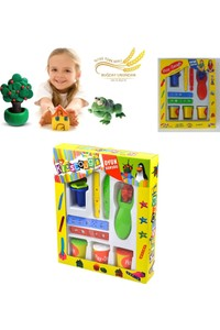 Wildlebend Play Dough Set 9 Piece