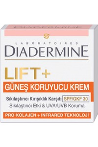 Diadermine Lift + 50 M-Factor 30 sun cream legislator
