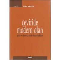 Çeviride Modern Olan