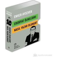 Nasıl Yazar Olunur Kutulu-Enver Aysever