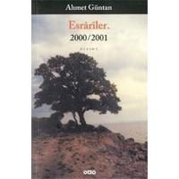 Esrariler. 2000/2001-Ahmet Güntan