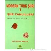 Modern Türk Şiiri 1 Şiir Tahlilleri