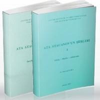 Ata Atacanov'un Şiirleri (2 Cilt Takım)
