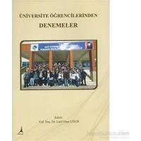 Üniversite Öğrencilerinden Denemeler-Kolektif