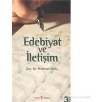 Edebiyat Ve İletişim-Mehmet Önal