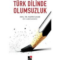 Türk Dilinde Olumsuzluk-Ceren Kabadayı