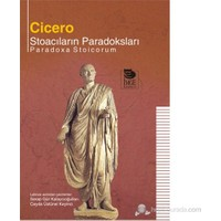 Stoacıların Paradoksları-Marcus Tullius Cicero