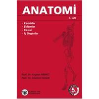 Arıncı - Anatomi 1-2 Yeni - 2014 Baskı