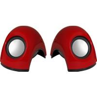 Frisby FS-300N 2.0 Kırmızı Speaker