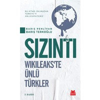 Sızıntı - Wikileaks'te Ünlü Türkler