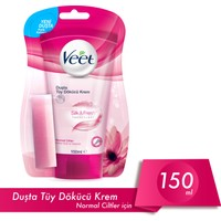 Veet In Shower Tüy Dökücü Krem Normal 150Ml
