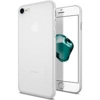 Spigen Apple iPhone 7 Kılıf Air Skin (0.3 mm) Soft Clear - 042CS20487