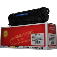 Tkz Hp Ce285a Q2612A FX10/1010/1018/1020/1020/1022/3015/3020/ (HP Q2612A/FX-9/FX-10) Muhadil Toner