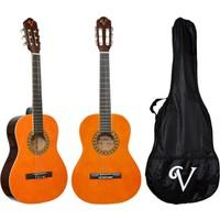Victoria Klasik Gitar Seti Kılıf ve Pena Hediyeli 3/4 CG160Y