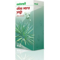 Naturoil Aloe Vera Yağı 20 ml