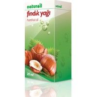 Naturoil Fındık Yağı 20 ml