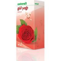 Naturoil Gül Yağı 20 ml