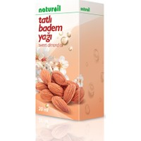 Naturoil Tatlı Badem Yağı 20 ml