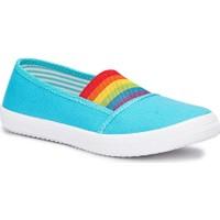 Polaris 71.509219.P Turkuaz Kız Çocuk Basic Sandalet