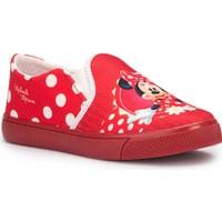 Mickey Mouse Vica Kırmızı Kız Çocuk 337 Ayakkabı