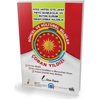 Çoban Yıldızı Güncel ve Kültürel Bilgiler Soru Bankası (KPSS- EGM-TSK- PMYO- Bankacılık,Mülakat ve Bütün Kurum Sınavları İçin)