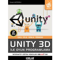 Unity 3D İle Oyun Programlama - Timuçin Hatipoğlu