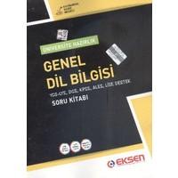 YGS-LYS Genel Dil Bilgisi Soru Bankası