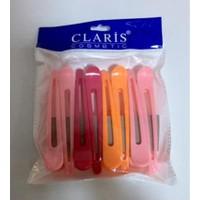 Claris C - 32704 Saç Pensi Plastik 8'li