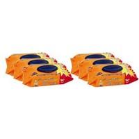 Fresh'N Soft Classic Islak Bebek Havlusu – 6'lı Eko Paket (384 Adet)